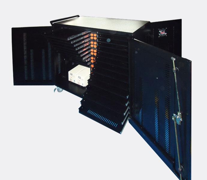 Gabinete Almacenamiento de Computadores